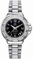 Replica Tag Heuer Formula 1 Glamour Diamonds Ladies Wristwatch WAC1214.BA0852