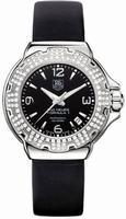 Replica Tag Heuer Formula 1 Glamour Diamonds Ladies Wristwatch WAC1214.BC0839