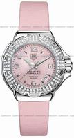 Replica Tag Heuer Formula 1 Glamour Diamonds Ladies Wristwatch WAC1216.FC6220