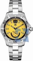 Replica Tag Heuer Aquaracer Quartz Grand-Date 41mm Mens Wristwatch WAF1012.BA0822