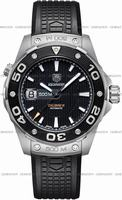 Replica Tag Heuer Aquaracer 500M Calibre 5 Mens Wristwatch WAJ2110.FT6015