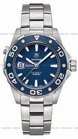 Replica Tag Heuer Aquaracer 500M Calibre 5 Mens Wristwatch WAJ2112.BA0870