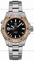 Replica Tag Heuer Aquaracer 500M Calibre 5 Mens Wristwatch WAJ2150.BA0870
