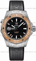 Replica Tag Heuer Aquaracer 500M Calibre 5 Mens Wristwatch WAJ2150.FT6015