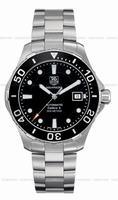 Replica Tag Heuer Aquaracer Calibre 5 Mens Wristwatch WAN2110.BA0822