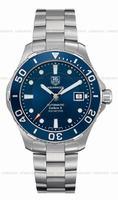 Replica Tag Heuer Aquaracer Calibre 5 Mens Wristwatch WAN2111.BA0822