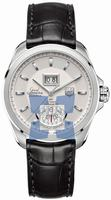 Replica Tag Heuer Grand Carrera Calibre 8 RS Grand Date GMT Mens Wristwatch WAV5112.FC6225