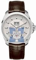 Replica Tag Heuer Grand Carrera Calibre 8 RS Grand Date GMT Mens Wristwatch WAV5112.FC6231