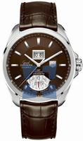 Replica Tag Heuer Grand Carrera Calibre 8 RS Grand Date GMT Mens Wristwatch WAV5113.FC6231