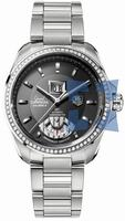 Replica Tag Heuer Grand Carrera Calibre 8 RS Grand Date GMT Mens Wristwatch WAV5115.BA0901