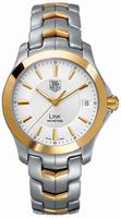 Replica Tag Heuer Link Quartz Mens Wristwatch WJF1152.BB0579