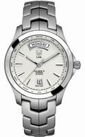 Replica Tag Heuer Link Calibre 5 Day Date Mens Wristwatch WJF2011.BA0592