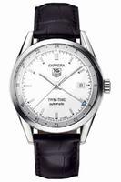 Replica Tag Heuer Carrera Twin Time Mens Wristwatch WV2116.FC6180
