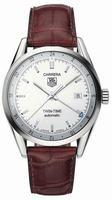Replica Tag Heuer Carrera Twin Time Mens Wristwatch WV2116.FC6181
