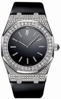 Replica Audemars Piguet Royal Oak Tuxedo Mens Wristwatch 15154BC.ZZ.D004CU.01