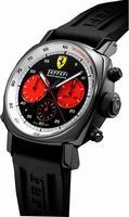 Replica Panerai Ferrari Scuderia Rattrapante Black / Red Mens Wristwatch FER00033