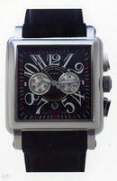 Replica Franck Muller King Conquistador Cortez Chronograph Midsize Mens Wristwatch 10000 K CC-1