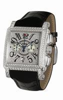Replica Franck Muller Conquistador Cortez Large Mens Wristwatch 10000 K CC D CD