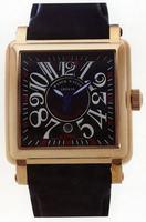 Replica Franck Muller King Conquistador Cortez Midsize Mens Wristwatch 10000 K SC-2