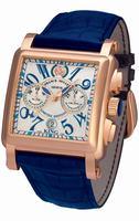 Replica Franck Muller Conquistador Cortez Large Mens Wristwatch 10000 K SC PRIDE OF GREECE