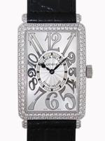 Replica Franck Muller Mens Large Long Island Large Mens Wristwatch 1000SCD RELIEF