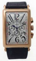 Replica Franck Muller Chronograph Midsize Mens Wristwatch 1200 CC AT-9