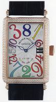 Replica Franck Muller Long Island Crazy Hours Large Unisex Unisex Wristwatch 1200 CH-11