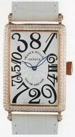 Replica Franck Muller Long Island Crazy Hours Large Unisex Unisex Wristwatch 1200 CH-13