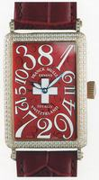 Replica Franck Muller Long Island Crazy Hours Large Unisex Unisex Wristwatch 1200 CH-17