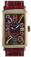 Replica Franck Muller Long Island Crazy Hours Large Unisex Unisex Wristwatch 1200 CH-23