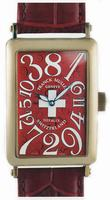 Replica Franck Muller Long Island Crazy Hours Large Unisex Unisex Wristwatch 1200 CH-25