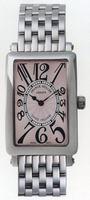 Replica Franck Muller Ladies Extra-Large Long Island Extra-Large Unisex Wristwatch 1200 SC REL-4