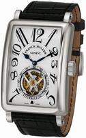 Replica Franck Muller Mens Large Tourbillon Long Island Large Mens Wristwatch 1200 T