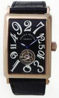 Replica Franck Muller Long Island Crazy Hours Tourbillon Large Mens Wristwatch 1300 T CH-7