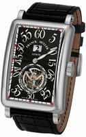 Replica Franck Muller Heure Sautante Midsize Mens Wristwatch 1350 T HS