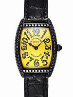 Replica Franck Muller BLACK MAGIC Small Ladies Ladies Wristwatch 1752QZD