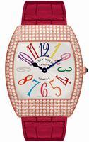 Replica Franck Muller Grace Curvex Midsize Ladies Ladies Wristwatch 2267 QZ COL DRM A D