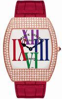 Replica Franck Muller Grace Curvex Midsize Ladies Ladies Wristwatch 2267 QZ COL DRM R AL D