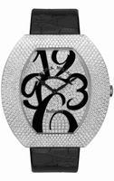 Replica Franck Muller Infinity Curvex Extra-Large Ladies Ladies Wristwatch 3550 QZ A D6 CD