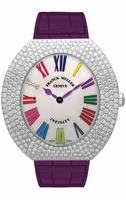 Replica Franck Muller Infinity Ellipse Extra-Large Ladies Ladies Wristwatch 3650 QZ R COL DRM D