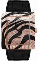 Replica Franck Muller Infinity Safari Large Ladies Ladies Wristwatch 3740 QZ SAF D CD