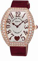 Replica Franck Muller Heart Midsize Ladies Ladies Wristwatch 5002 M QZ C 6H D2