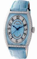 Replica Franck Muller Cintree Curvex Chronometro Small Ladies Ladies Wristwatch 5850 SC CHR MET D