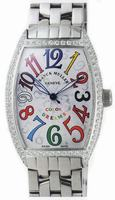 Replica Franck Muller Mens Small Cintree Curvex Large Mens Wristwatch 5850 SC COL DRM O-1