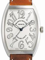Replica Franck Muller Casablanca Large Mens Wristwatch 5850CASA