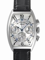 Replica Franck Muller Chronograph Large Mens Wristwatch 5850CCAT