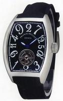 Replica Franck Muller Cintree Curvex Crazy Hours Tourbillon Large Mens Wristwatch 5880 T CH COL DRM-3
