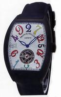 Replica Franck Muller Cintree Curvex Crazy Hours Tourbillon Large Mens Wristwatch 5880 T CH COL DRM-6