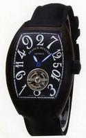 Replica Franck Muller Cintree Curvex Crazy Hours Tourbillon Large Mens Wristwatch 5880 T CH COL DRM-7