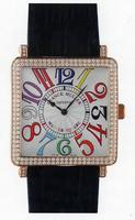 Replica Franck Muller Master Square Mens Large Unisex Wristwatch 6000 H SC DT R-21
